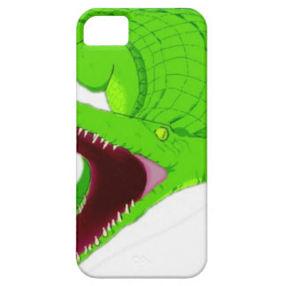 Coque iPhone 5 Case-Mate bande dessinée d'alligator