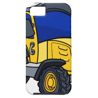 Coque iPhone 5 Case-Mate Bande dessinée de tracteur