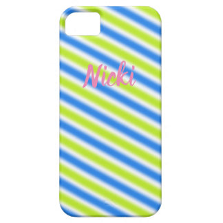 "Coque iPhone 5 Case-Mate ""Barre"" la conception contemporaine"