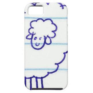 Coque iPhone 5 Case-Mate Bob les moutons seuls