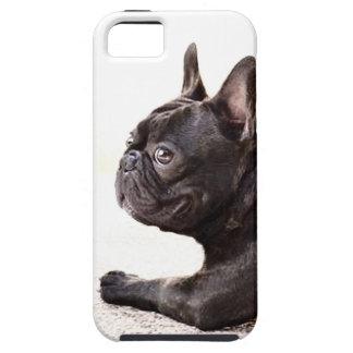 Coque iPhone 5 Case-Mate Bouledogue français