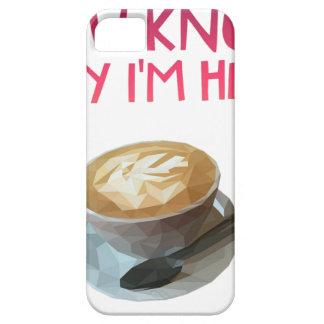 Coque iPhone 5 Case-Mate Camaraderie bue anonyme du café aa