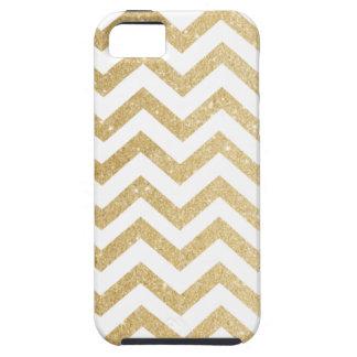 Coque iPhone 5 Case-Mate Cas de téléphone de parties scintillantes de Faux
