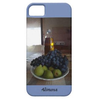 Coque iPhone 5 Case-Mate Cas rustique de téléphone de cuisine d'Alimena