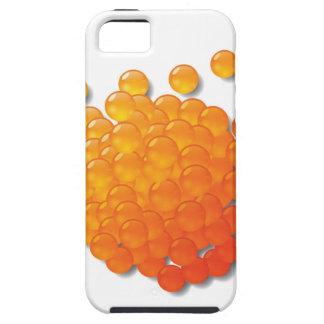 Coque iPhone 5 Case-Mate Caviar rouge