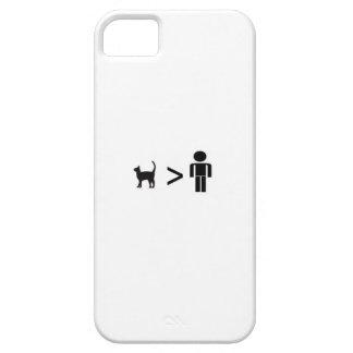 Coque iPhone 5 Case-Mate Chats au-dessus de cas de personnes