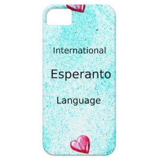 Coque iPhone 5 Case-Mate Conception internationale de langue d'espéranto
