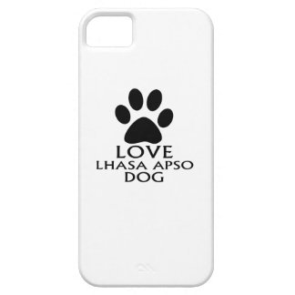 COQUE iPhone 5 Case-Mate CONCEPTIONS DE CHIEN DE LHASA APSO D'AMOUR
