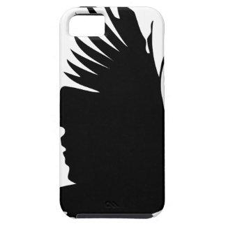 Coque iPhone 5 Case-Mate Corneille de vol