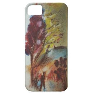 Coque iPhone 5 Case-Mate Couche Craie Pastel