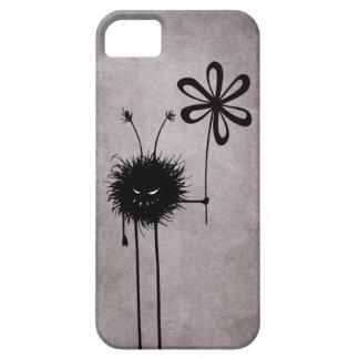 Coque iPhone 5 Case-Mate Cru mauvais d'insecte de fleur