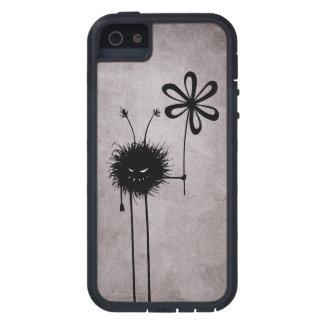 Coque iPhone 5 Case-Mate Cru mauvais d'insecte de fleur extrêmement
