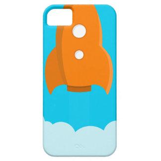 Coque iPhone 5 Case-Mate Décollage de bateau de Rocket