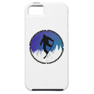 COQUE iPhone 5 Case-Mate ÉTAPE DE SURF DES NEIGES IL