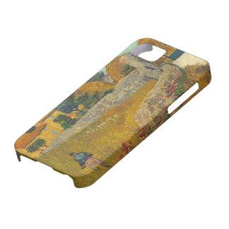 Coque iPhone 5 Case-Mate Ferme de Vincent van Gogh | en Provence, 1888