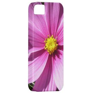Coque iPhone 5 Case-Mate fleur cosmos
