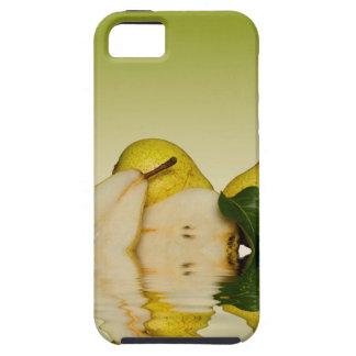 Coque iPhone 5 Case-Mate Fruit vert frais de poires