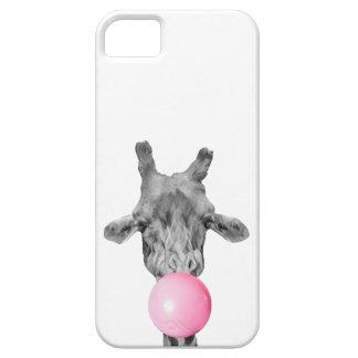 Coque iPhone 5 Case-Mate Giraffe bubble