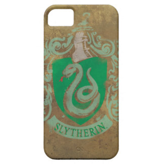 Coque iPhone 5 Case-Mate Harry Potter | Slytherin vintage