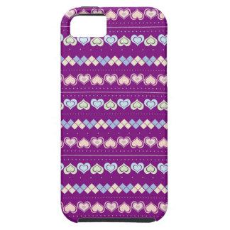 Coque iPhone 5 Case-Mate heartshape