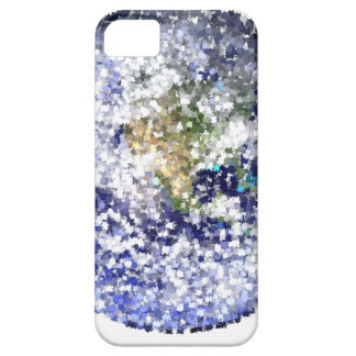 Coque iPhone 5 Case-Mate la terre de feuille