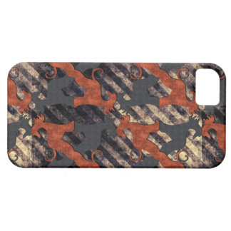 Coque iPhone 5 Case-Mate Lévrier afghan
