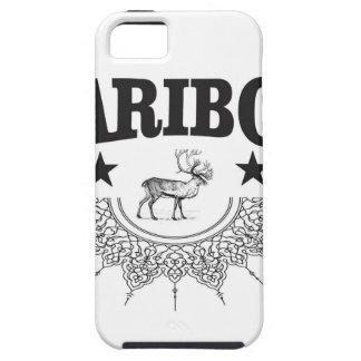 Coque iPhone 5 Case-Mate logo de tasse de caribou
