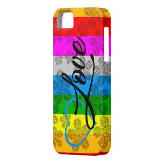 Coque iPhone 5 Case-Mate Love Cep Phone