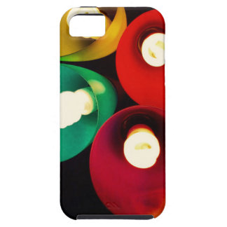 Coque iPhone 5 Case-Mate Lumières colorées géniales modernes