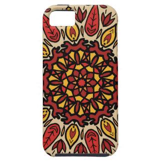 Coque iPhone 5 Case-Mate Mandala de chute
