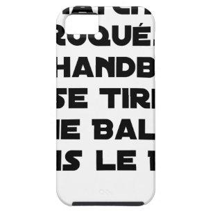 coque iphone 5 handball