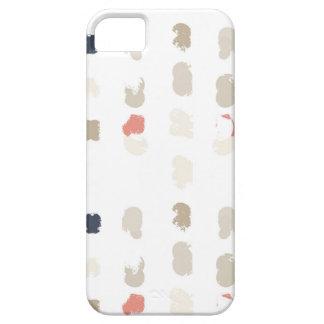 Coque iPhone 5 Case-Mate Motif abstrait de formes dans les couleurs en