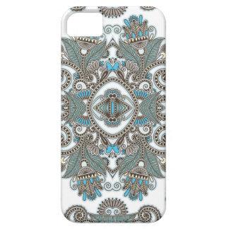 Coque iPhone 5 Case-Mate Motif bleu décoratif