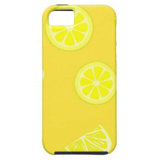 Coque iPhone 5 Case-Mate Motif de citron