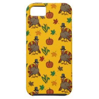 Coque iPhone 5 Case-Mate Motif de la Turquie de thanksgiving