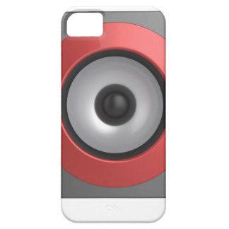 Coque iPhone 5 Case-Mate Orateur