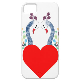 Coque iPhone 5 Case-Mate pecock d'amour