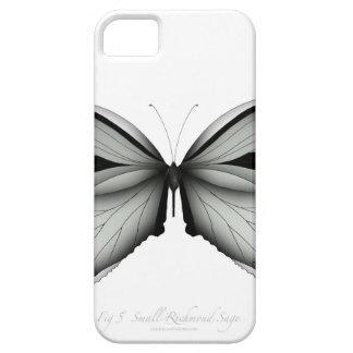 Coque iPhone 5 Case-Mate Petit papillon de sauge de Richmond