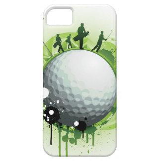 Coque iPhone 5 Case-Mate Piquons pour le golf