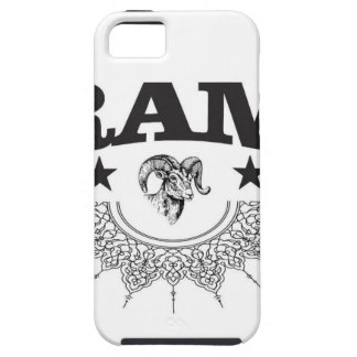 Coque iPhone 5 Case-Mate RAM de l'étoile noire