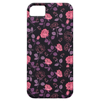 Coque iPhone 5 Case-Mate Roses élégants
