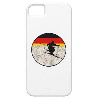 Coque iPhone 5 Case-Mate Ski Allemagne