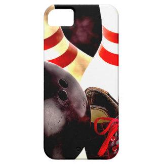 Coque iPhone 5 Case-Mate Style de grunge de vitesse de bowling