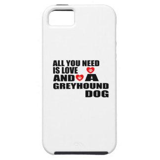 Coque iPhone 5 Case-Mate Tous vous avez besoin des conceptions de chiens de
