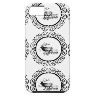 Coque iPhone 5 Case-Mate troupeau d'élans dans le groupe