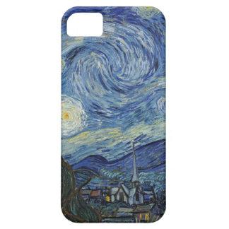 Coque iPhone 5 Case-Mate Vincent van Gogh | la nuit étoilée, juin 1889