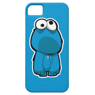Coque iPhone 5 Case-Mate Zombi de monstre de biscuit