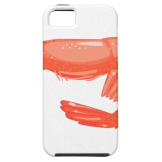 Coque iPhone 5 Crevette bouillie