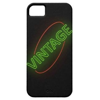 Coque iPhone 5 Cru au néon