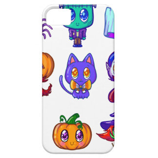 Coque iPhone 5 Cute little monsters